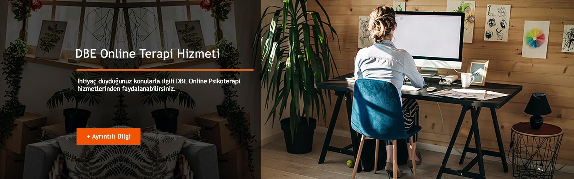 DBE Online Terapi Hizmetleri
