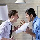 İş Yerinde Kavga ve Tartışma