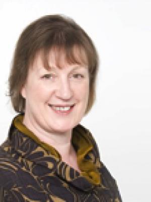 Helen Caton Hughes, MA, DipM, MCIM, PCC