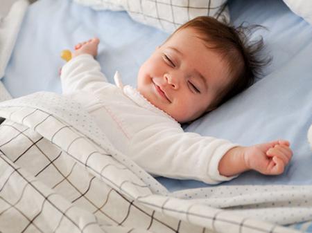 Mutlu Uyuyan Çocuklar!